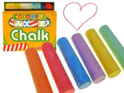 Chalk school boards to color 6pcs ZA1556