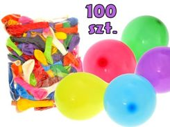 100 pcs colorful balloons for a birthday ball ZA1135