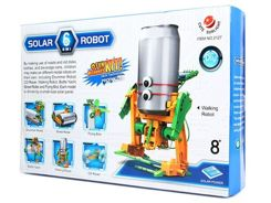 6in1 Solar Robot Educational toy ZA1127