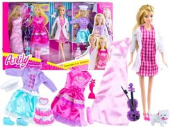Doll + clothes ZA2167