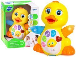 Duck interactive musical game drives ZA1178