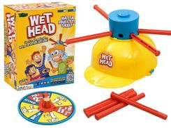 Funny game water roulette WET HEAD GR0278