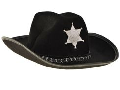 Hat for a real cowboy sheriff ZA1139