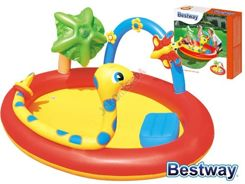 Inflatable playground with a fountain 193 x 150 x 89 cm Bestway 53026