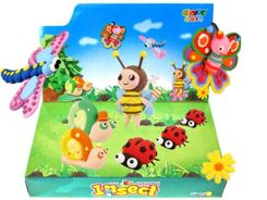 Insects do modeling clay ZA1361