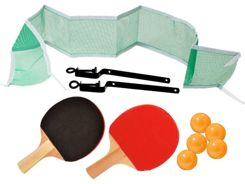 KIT ping pong paddle + ACCESSORIES SP0180