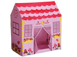 Large House LOVELY HOUSE charming pink ZA1480