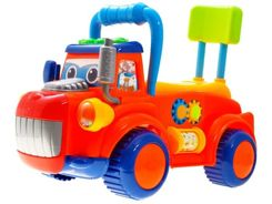 Ride On the first interactive toy car AUTO ZA1638