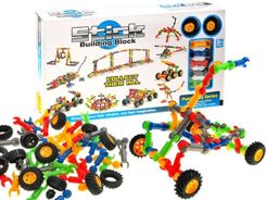 STICK blocks 62 ele Creative colorful ZA1854