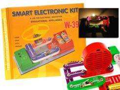 Small electronics educational kit ZA1338