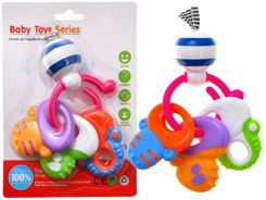 Teether keys rattle for baby ZA1826