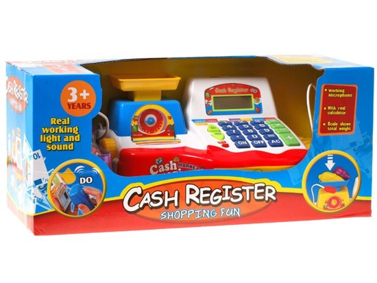 CASH SHOP WITH ACCESSORIES AND CALCULATOR ZA0103