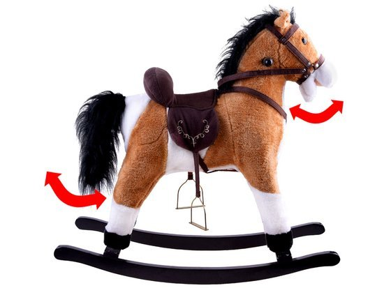 Large pony rocking horse ZA0052 JA