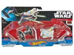 Hot Wheels Set STATKI KOSMICZNE Star Wars ZA2279