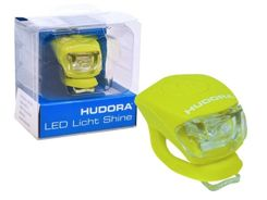 Hudora Lampka LED do roweru, hulajnogi green 85067