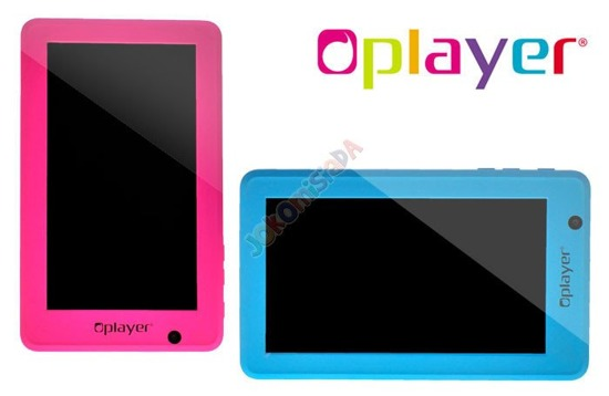 Tablet 7 ' Android Gry WIFI ARM CortexA8 GR0058