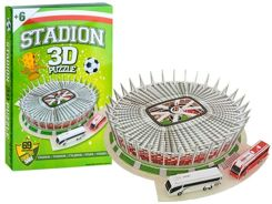 3D Puzzle Football Stadium 69 Elements ZA2049