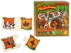 ASSOCIATIONS Madagascar puzzle game GR0132