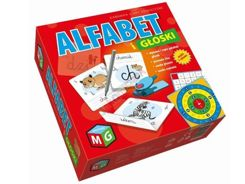 Alphabet and learning game GR0287