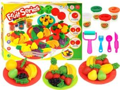 BIG educational kit Dough fruit ZA1624