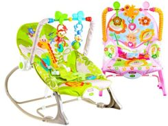 Baby seat with vibration Chaise lounger up to 18kg ZA0678
