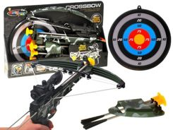 CROSSBOW with laser sighting + DISC ZA0698