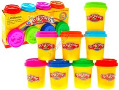 Color Dough supply 8 colors set of ZA1637