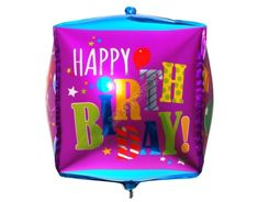 Colorful balloons for birthdays Happy Birthday BL0001