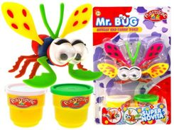 Dough creative set build insect  ZA1636
