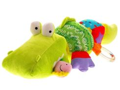 Educational Plush CROC EMILEK ZA0250