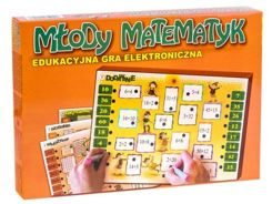 Educational Young Game Mathematician GR0285