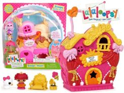 Lalaloopsy Tinies set Cottage + accessories ZA2278