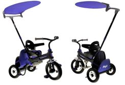 NEW 3 wheel bike ITALTRIKE magic2 RO0069 FI