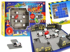 Police tough puzzle game Super emotions GR0210