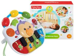 Fisher Price PIANINKO Wesoła Małpka ZA2274