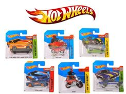 Mattel Resoraki HOT WHEELS metalowe autko ZA0401